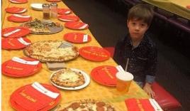 Cậu bé nhận hàng trăm lời chúc mừng sinh nhật sau khi mời 32 bạn nhưng không ai đến