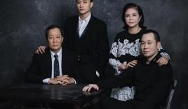 Lương Mạnh Hải chia sẻ ảnh gia đình nhân dịp 40 năm ngày cưới bố mẹ, lần đầu lộ diện 'người đàn ông đặc biệt'