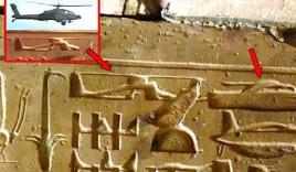 Phát hiện dấu tích 'công nghệ ngoài hành tinh' tại ngôi đền Ai Cập: Xuyên không có thật?