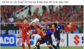Trong khi các đồng đội thi nhau ăn mừng trên MXH, Đức Huy lại chỉ lo đến sự an toàn của fan