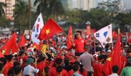 CĐV Việt Nam không kích động CĐV Malaysia khi cổ vũ tuyển Việt Nam đá chung kết