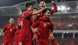 Vô địch AFF Cup 2018, các tuyển thủ đồng loạt lên hương