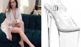 Tin tức giải trí mới nhất ngày 19/2/2019: Mai Phương Thúy tiết lộ về đôi giày khiến mình cao tới...2 mét 1