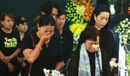 Sao Việt đau buồn trong ngày cuối tiễn biệt nghệ sĩ Lê Bình