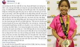 'Bà xã Hoài Linh' công khai con gái cùng tâm sự xúc động