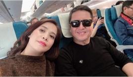 NSƯT Chí Trung bị nghi xóa hết ảnh của vợ cũ sau khi hẹn hò với Á hậu gợi cảm