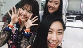 Em gái Trấn Thành để lộ giới tính em bé khi Hari Won từng bị nghi có thai