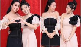 Mai Phương tái xuất đi ghi hình cùng Ốc Thanh Vân sau 2 tuần nằm viện vì ung thư di căn
