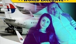 Dòng chữ bí ẩn của thân nhân hành khách trên chuyến bay MH370