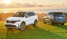 Kia Sorento tung chiến lược lớn 'vượt mặt' Hyundai Santa Fe