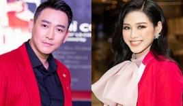 Hoa hậu Đỗ Thị Hà nhận nhiều lời khen vì hành động tinh tế với Hứa Vỹ Văn trên thảm đỏ