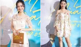 Khổng Tú Quỳnh, Jun Vũ khuấy đảo thảm đỏ ngày ra mắt phim 'Ước hẹn mùa thu'