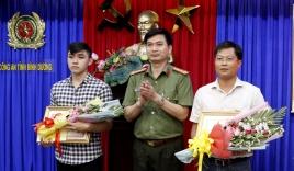 Vụ thi thể trong khối bê tông: 'Thưởng nóng' 3 người dân giúp công an phá án