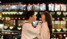 Hari Won, Trấn Thành 'tình bể bình' trong bộ ảnh bên trời Tây