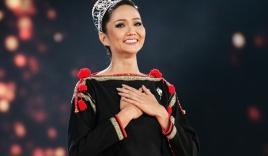 H'Hen Niê nhắn nhủ đến cựu và Tân Hoa hậu Hoàn vũ thế giới