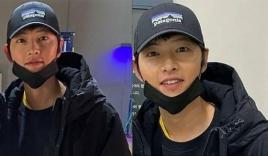 Song Joong Ki lần đầu lộ diện sau tin đồn 'tái hợp' Song Hye Kyo