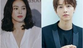 Song Hye Kyo chễm chệ trên TOP Naver giữa ồn ào chồng cũ 'săn gái'