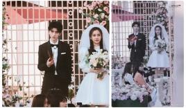 Angelababy lộ ảnh cưới cùng trai trẻ sau ồn ào rạn nứt hôn nhân