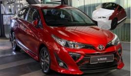 'Bom tấn' Toyota Vios nhập cuộc chơi, đối thủ 'cứng đầu' Hyundai Accent giật mình thon thót