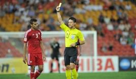 Trọng tài từng cầm còi tại V-League sẽ điều khiển trận U23 Việt Nam gặp U23 Jordan