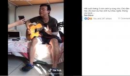 Du học sinh chia sẻ clip cố NS Chí Tài ôm đàn hát say sưa tại khu cách ly khiến nhiều người xúc động