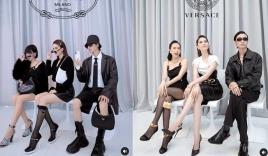 Ngọc Trinh rủ Diệu Nhi đu trend 'coi show hàng hiệu', đồng nghiệp đành xin 'vái ngả nón'
