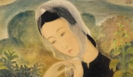 Thêm 1 tác phẩm của danh họa Việt Nam được đấu giá hàng triệu đô