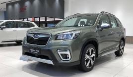 Subaru Forester thêm màu nội thất mới, giá cực rẻ khiến Kia Sorento và Hyundai SantaFe lo sốt vó