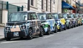 Citroen Ami - chiếc xe sẽ hiện thực hóa giấc mơ đi chợ bằng xế hộp cho người dùng Việt Nam