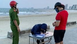 Đi dạo biển, đi chợ không đeo khẩu trang đều bị phạt từ 100-300 nghìn đồng