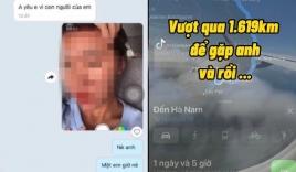 'Phượt' hơn 1.600km từ Sài Gòn ra Hà Nam hẹn hò, cô gái bị từ chối phũ phàng vì mặt mụn