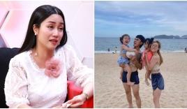 Ốc Thanh Vân phản ứng mạnh với Cinndy Lư sau khi cô thừa nhận yêu Đạt G
