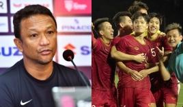 Thua Thái Lan tan tác, HLV Singapore vẫn tuyên bố sẽ đại thắng U22 Việt Nam