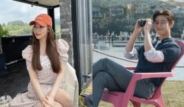Tiếp tục lộ 'hint' hẹn hò của Park Seo Joon - Park Min khiến netizen phấn khích