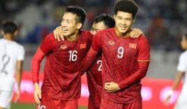 Hủy diệt đối thủ U22 Campuchia, U22 Việt Nam hiên ngang bước vào trận chung kết SEA Games