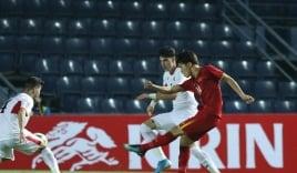 Việt Nam 0-0 U23 Jordan: Thế trận bế tắc