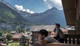 Du học hè Thụy Sĩ cả gia đình và khám phá Thụy Sĩ tươi đẹp