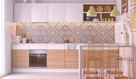 'Muôn hình vạn trạng' thiết kế bếp chữ I cho không gian bếp