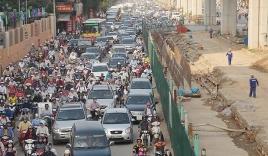 Hà Nội: Chuẩn bị thí điểm cấm xe máy tuyến phố đầu tiên