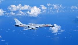 Trung Quốc điều động nhiều tiêm kích, oanh tạc cơ diễn tập quanh đảo Đài Loan