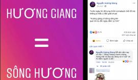 Ngoài Đen Vâu, Hương Giang đã 'tiên tri' cực chính xác về đề thi Ngữ Văn THPT 2019