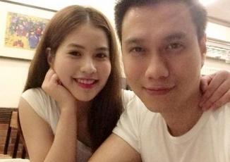 Cận cảnh nhan sắc xinh đẹp của bạn gái diễn viên Việt Anh