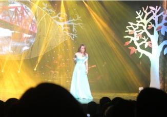 Mỹ Tâm gợi cảm với váy xẻ, Hồng Nhung trẻ như thiếu nữ trong đêm nhạc Trịnh