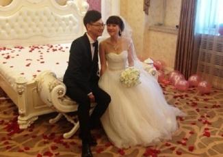 Đám cưới đặc biệt giữa