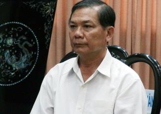 Ông Trần Văn Truyền xuất hiện, nhận kết luận kiểm tra vi phạm