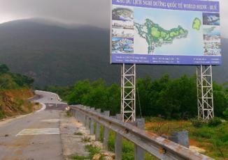 Dừng dự án đèo Hải Vân: Chủ đầu tư chưa yêu cầu đền bù thiệt hại