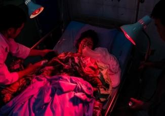 Tình hình sức khỏe nạn nhân vụ sập hầm giờ ra sao?
