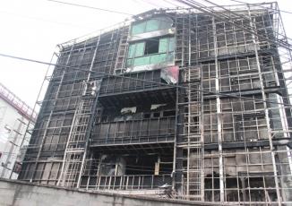 Cháy trường Đại học Công nghệ Đồng Nai