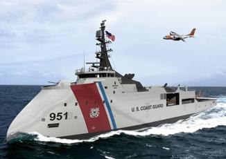 Mỹ cung cấp 6 tàu tuần tra và hỗ trợ