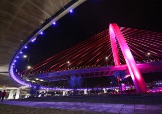 Ngắm cầu vượt 3 tầng lớn nhất Việt Nam
